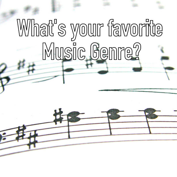 favorite music genre My favorite genre of music would have to be pop because all pop music there has a good beat in pop makes you move to the beat, and when it is your favorite song, you want to sing it, and, hum it.