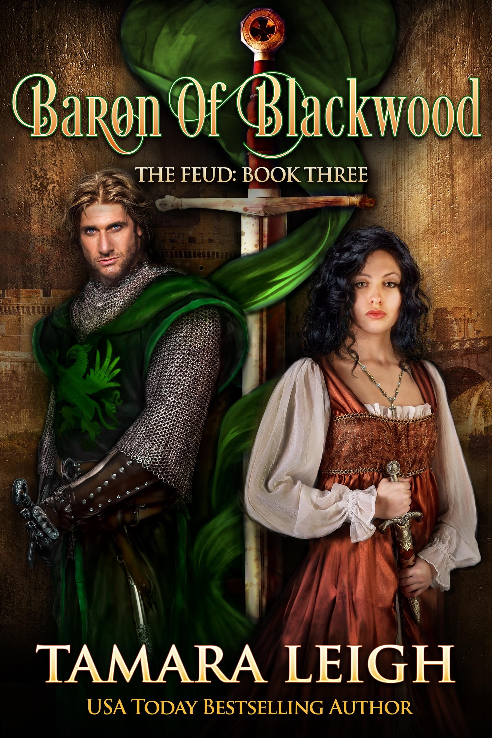 Book Review- Baron of Blackwood