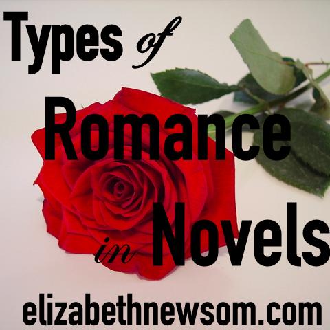 Types of Romance in Novels
