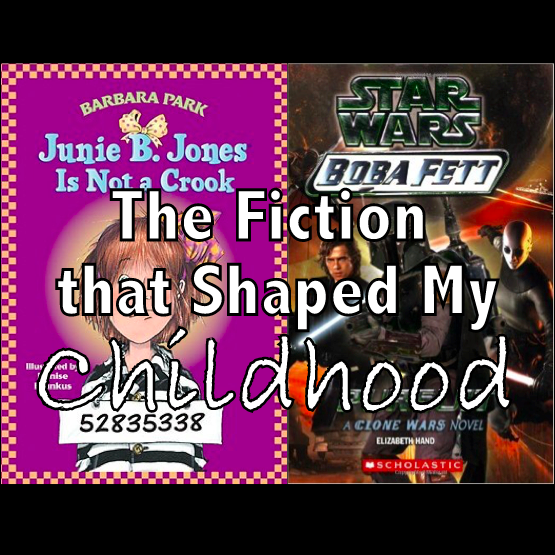 The Fiction that Shaped my Childhood