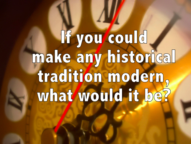 historical tradition modern