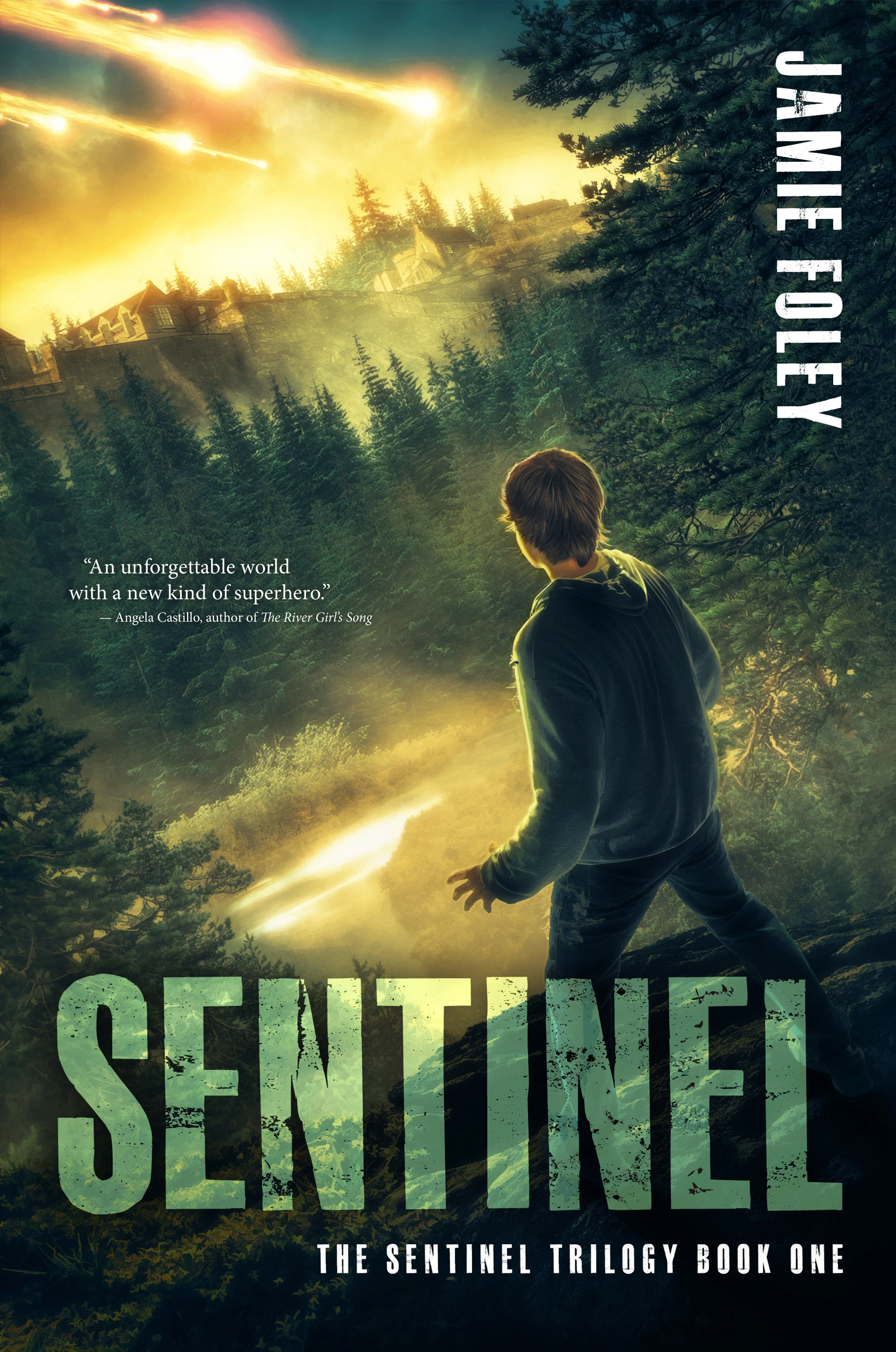 The Sentinel by Jamie Foley