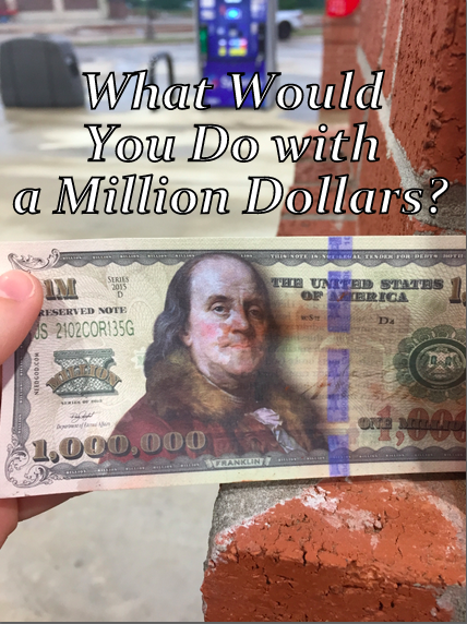 Million Dollars Dollard BIll