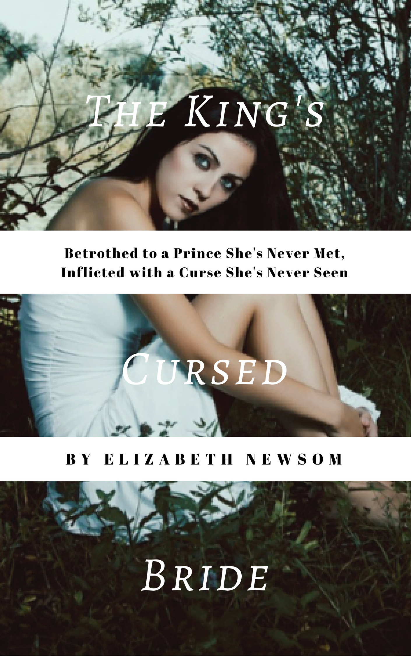 The King's Cursed Bride Cover Redesign