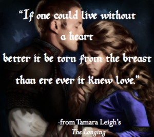 medieval romance tamara leigh