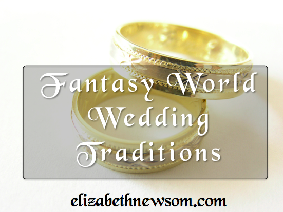 Fantasy Writing Wedding Books Stories