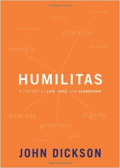 The lost keys to humility