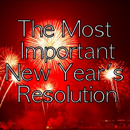 New Year's Resolutions God Faith
